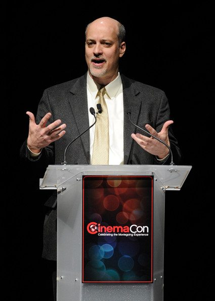 John Fithian At CinemaCon 2011