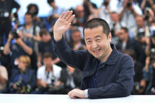 Jia Zhang-Ke At The 2013 Cannes Film Festival
