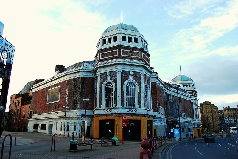 Odeon Cinema in Bradford