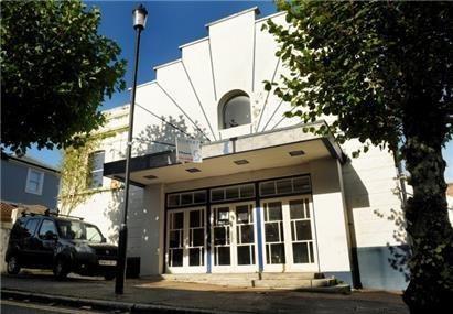 Rivoli Cinema in Sandown