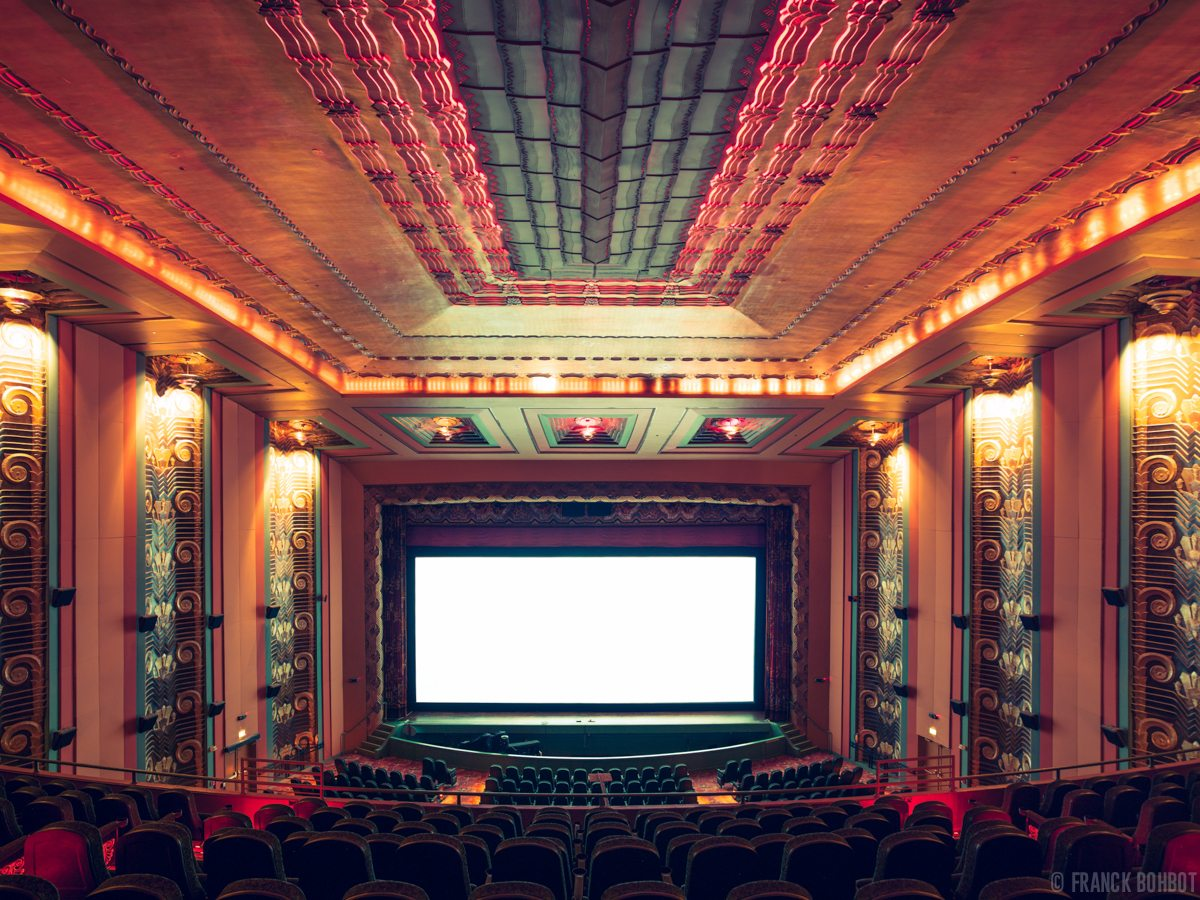 Franck Bohbot Movie Palace Photo