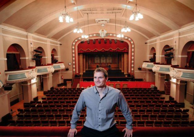 Martin Pilkington at The King's Hall