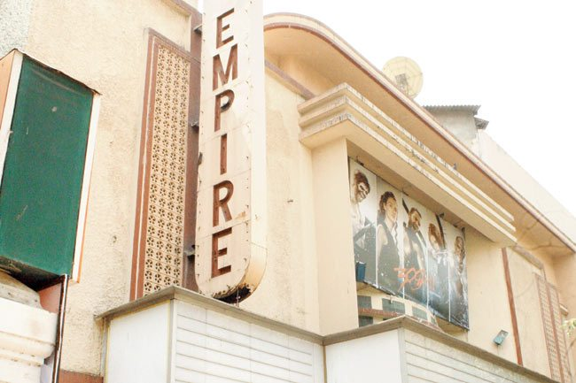New Empire cinema Mumbai