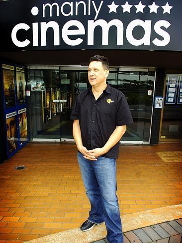 Manly cinema
