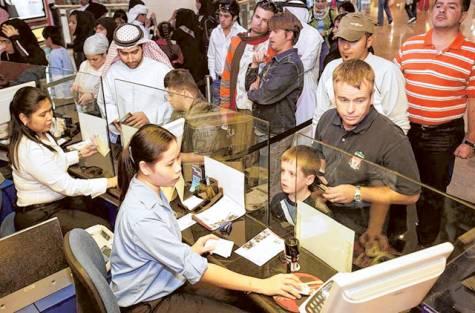 Dubai cinema box office