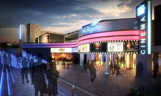 Dundee Wellgate Light Cinema