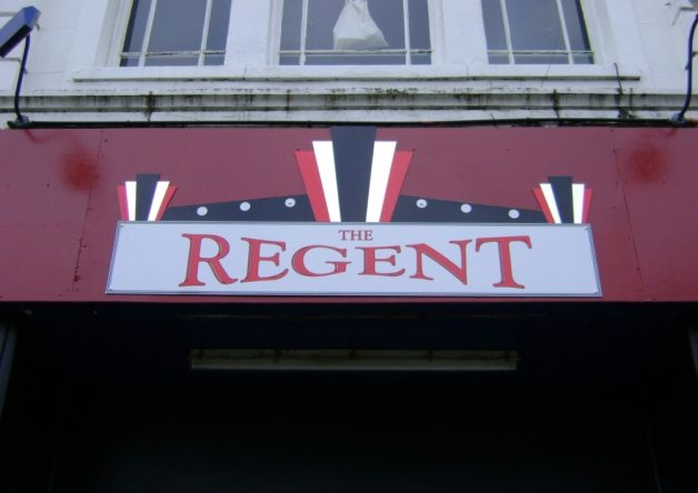 Regent cinema in Fife