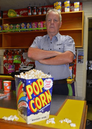 Port Augusta cinema owner