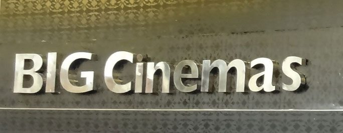 Big cinemas logo