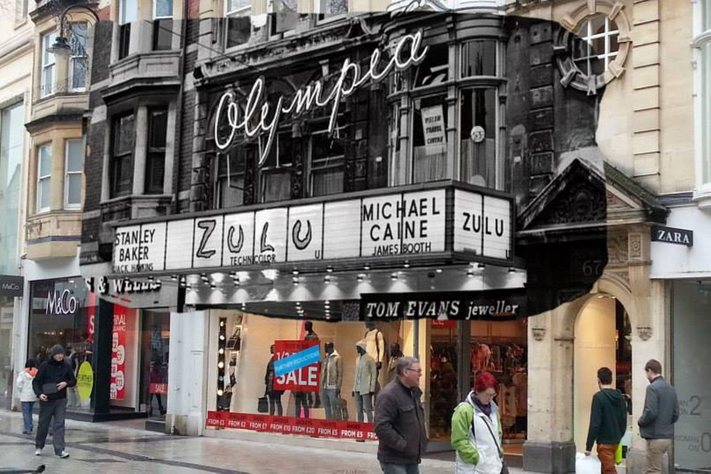 Olympia Cinema Cardiff