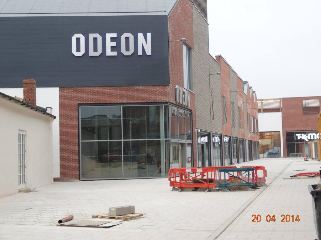 Odeon Herford MArket