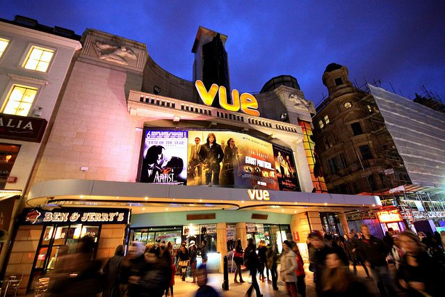 Vue Leicester Square