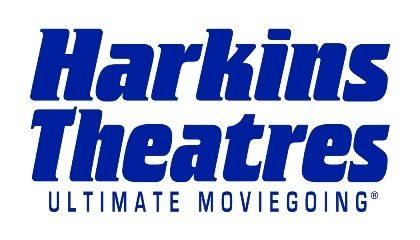 Harkins Theatre logo