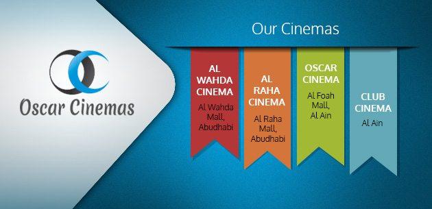 Oscar Cinemas lgo