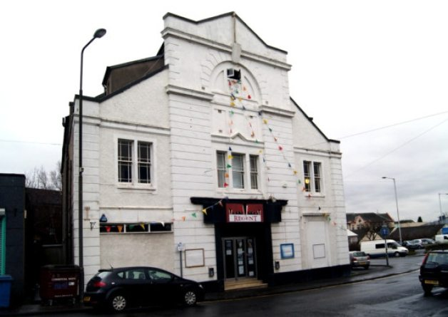 Regent Cinema Levern Fife