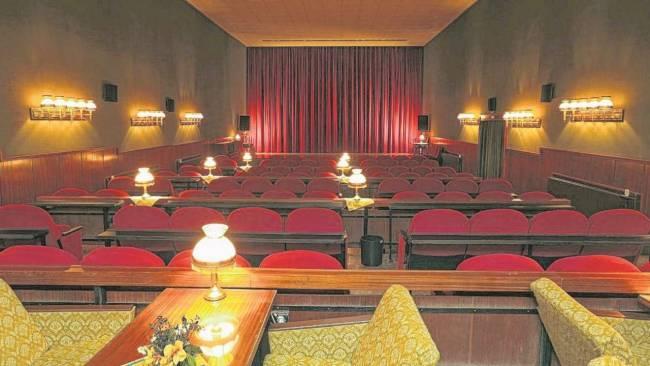 Kino Luxus Lichtenstein