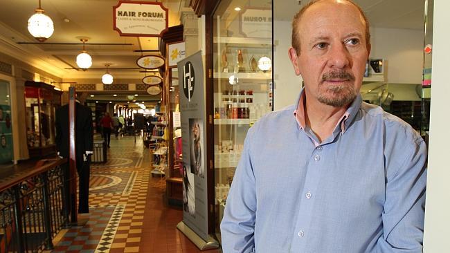 Adelaide Regent Arcade
