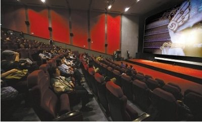 Turandot cinema show