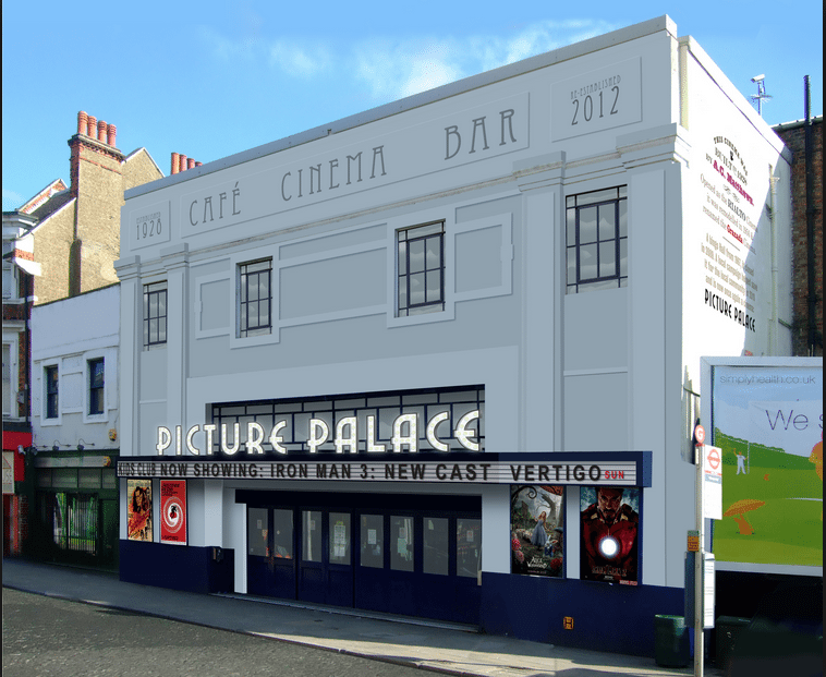 Crystal Palace Picture Palace