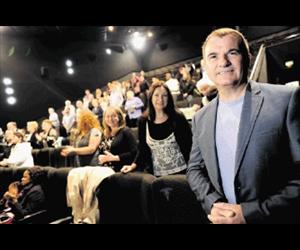 Church meeting in Cineworld Aberdeen