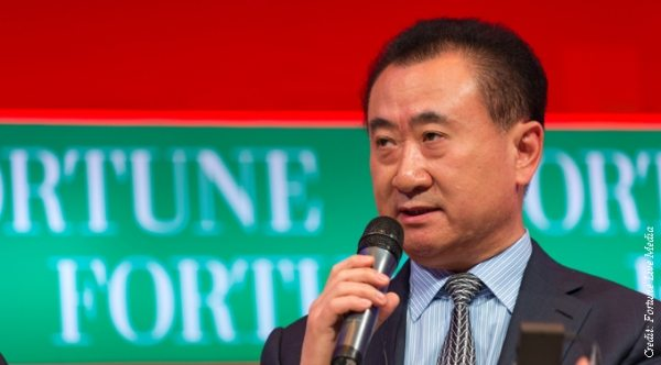 Wang Jianglin, chairman and founder of Dalian Wanda Group