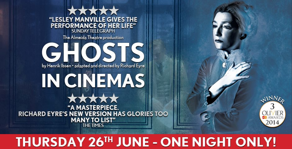 Ibsen's Ghosts Almeida cinema
