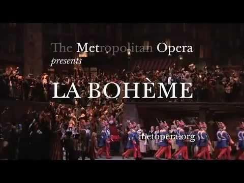 Met Opera Live La Boheme