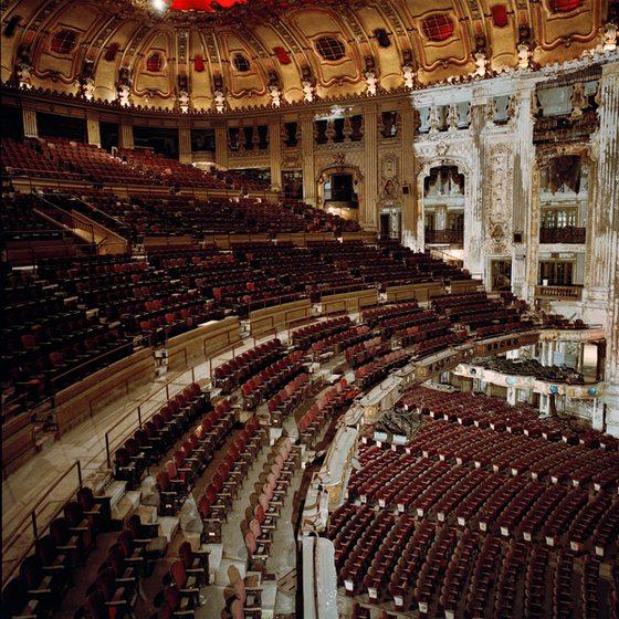 Uptown Theatre Chicago