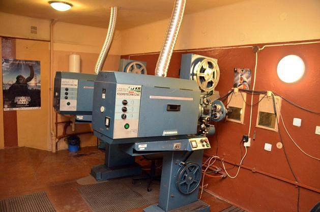 Analogue cinema in poland