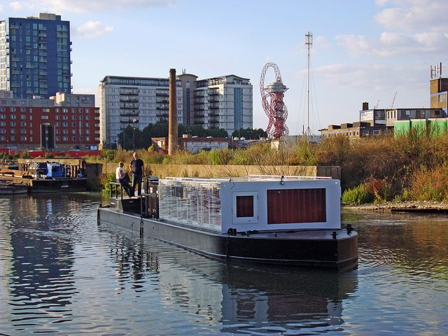 Floating Cinema London