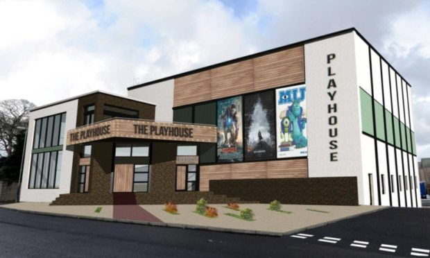Montrose Playhouse Project