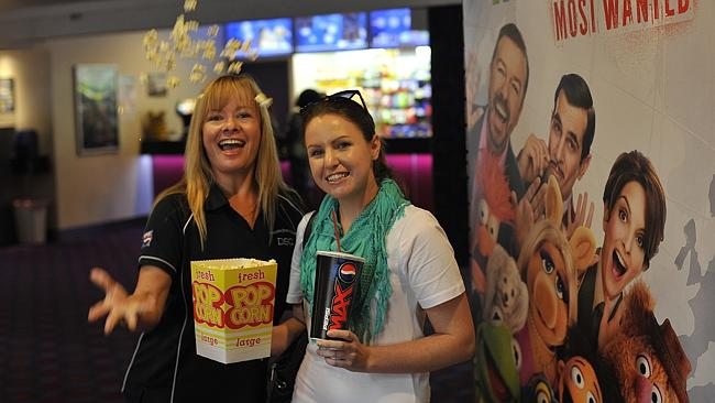 Dumaresq Street Cinema in Campbelltown