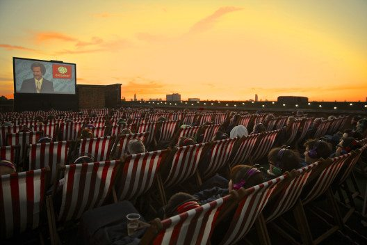 Outdoor cinema London
