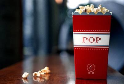 SF Bio popcorn