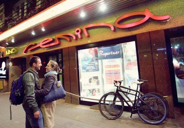 Kino Femina in Warsaw