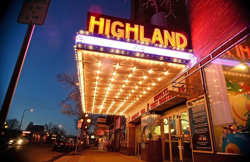 Highland Theatre St Paul