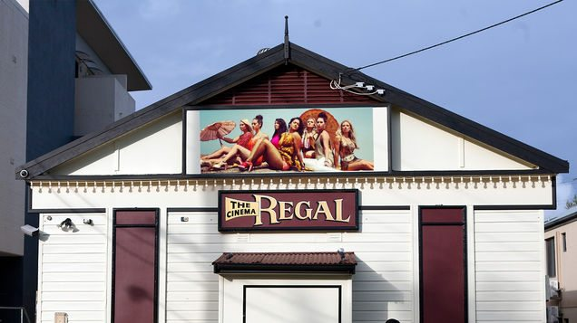 Regal Cinema Australia