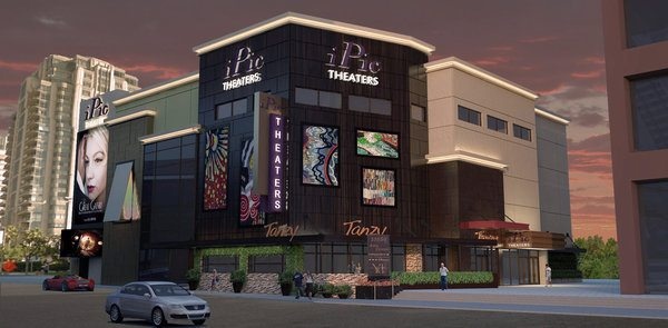 iPic cinema to open in Westwood