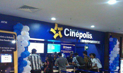 Cinepolis cinema in Mumbai