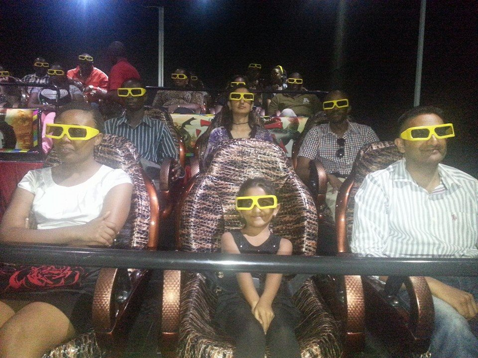7D cinema in Kenya