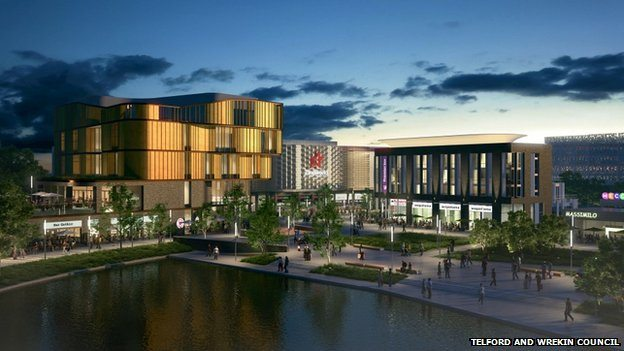 Southwater Telford