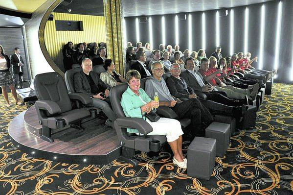 Lounge Kino Citydomes