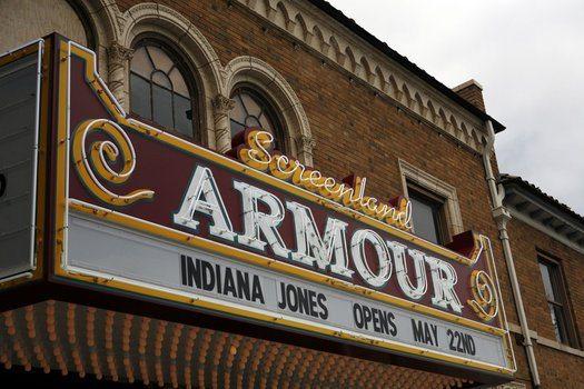 Screenland Armour cinema