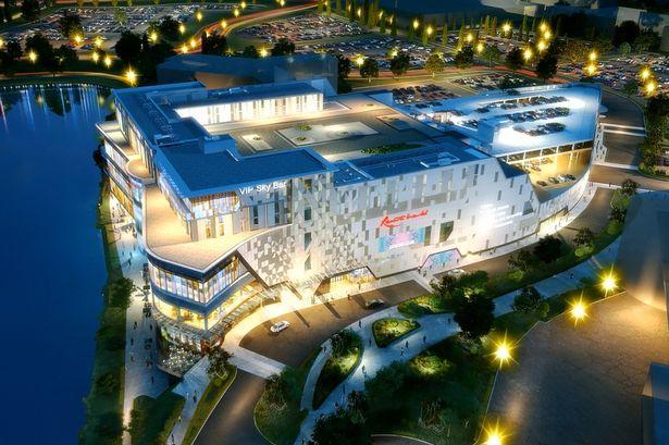 Resort World Birmingham