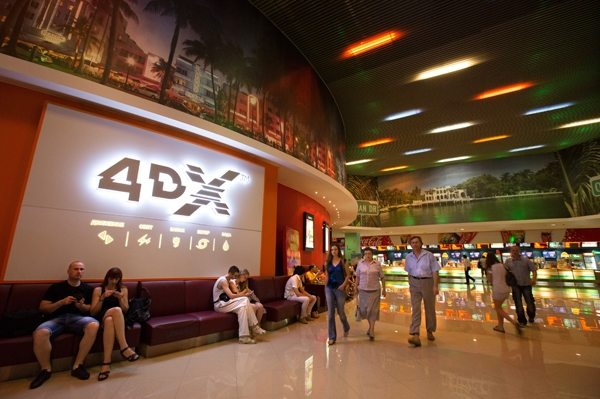 4DX advert