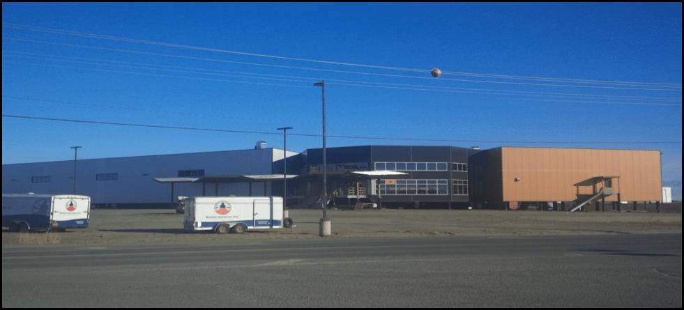 Bethel Alaska cinema