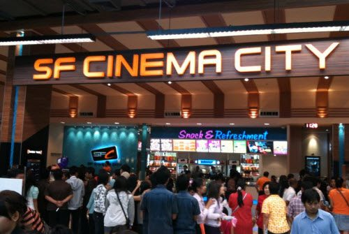 SF Cinema Thailand
