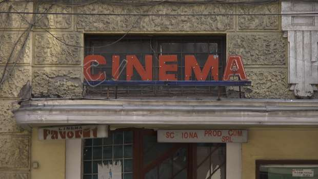 Romania cinema