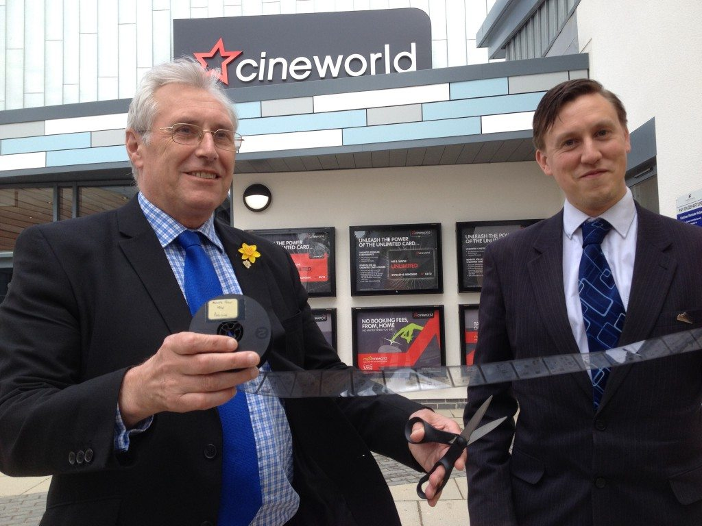 Cineworld St Neot