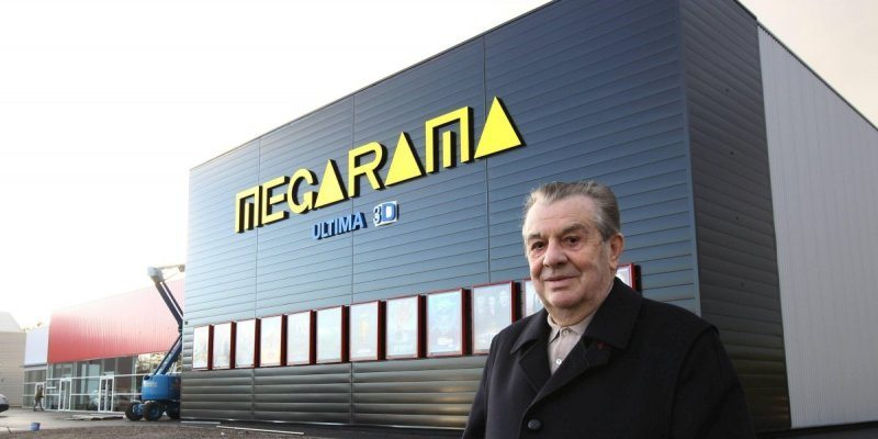 Megarama CEO